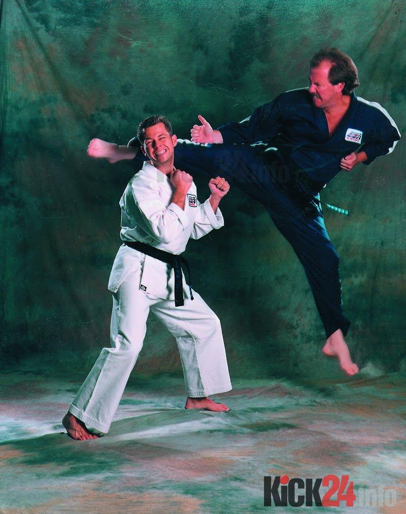 John Graden kick