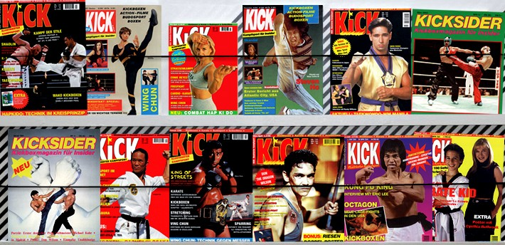 kick magazin am kiosk