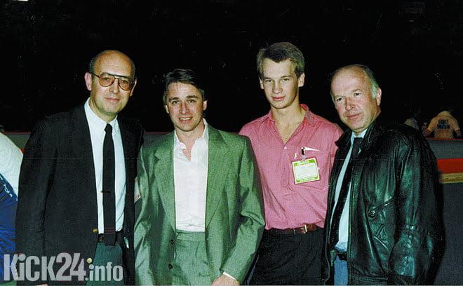 Zarco Mordic and Karl-Bernd Bockstahler