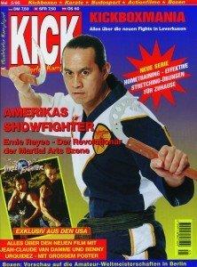 Kick 1995 Ausgabe 05 Ernie Reyes