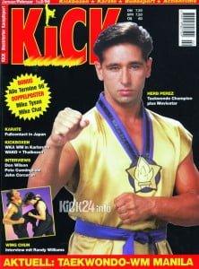 Kicksider Kick Illustrierte 02-1996