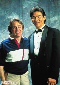 John Corcoran and Don Wilson