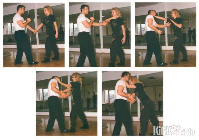 Wing Chun Technik Serie