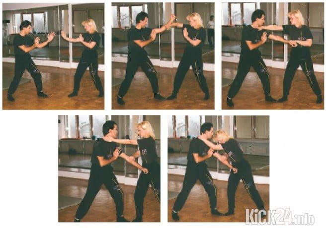 Wing Chun Frau