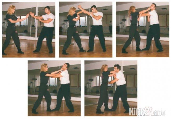 Wing Chun Frauen Verteidigung