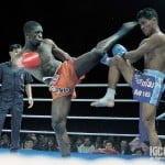 Dany Bille Muay Thai fighter