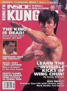Kung Fu Inside Magazin