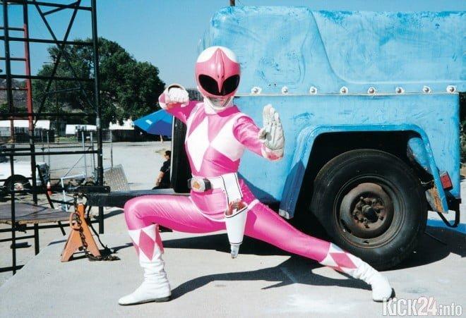 Power Ranger Sophia