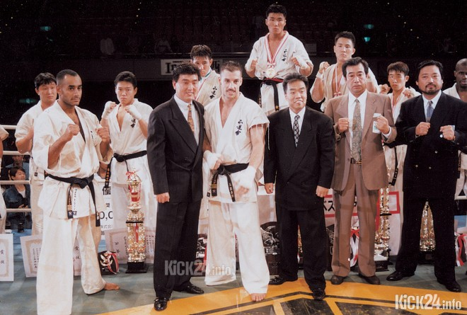 Andy Hug in Japan