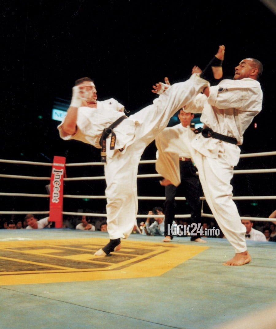 Hug Thompson fight