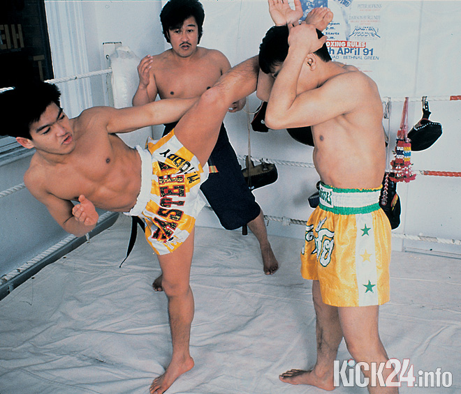 Master Toddy Muay Thai
