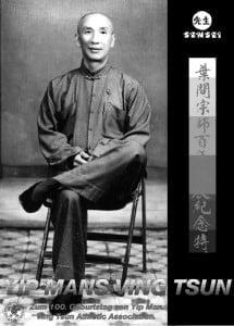 Yip Mans Ving Tsun