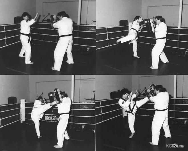 Kick Training Pads