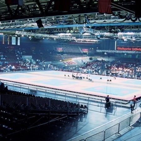 Schleyerhalle Stuttgart