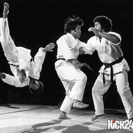 Karate Fumio Demura