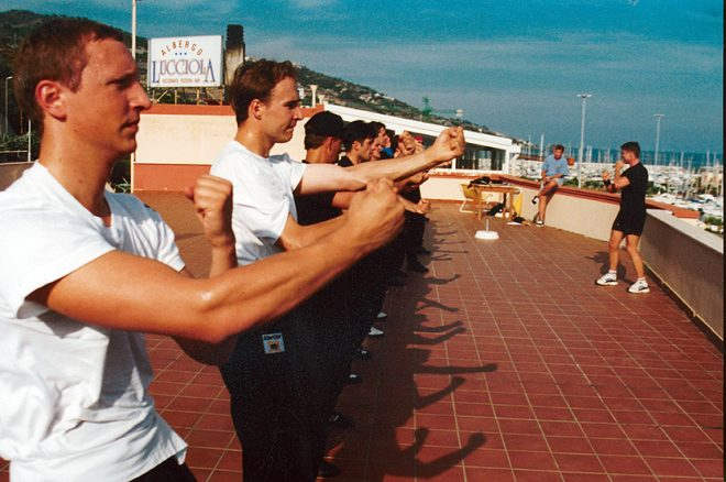 Wing Chun Seminar