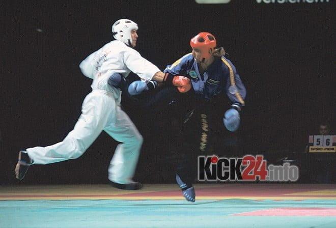 Semikontakt Kickboxen