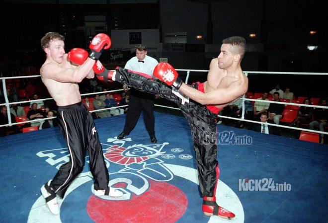 Kampfrichter Peter Zaar