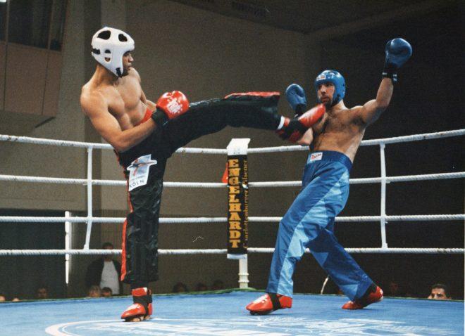 Koumba gegen Garland