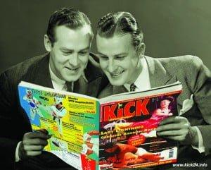 Kick Abo-Werbung 1997