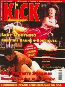 Kick with Christine Bannon Rodriguez