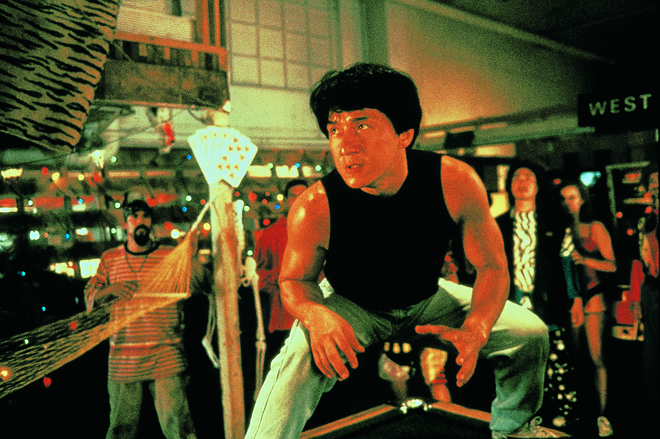 Jacky Chan in Rumble in the Bronx