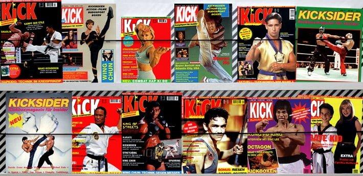 kick magazin am kiosk