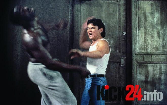 Action Szene aus Bloodfist 3