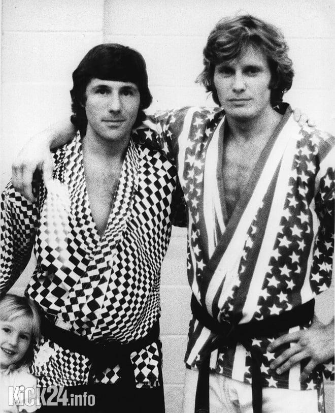 Joe Lewis und Rick Avery