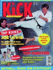 Kick Cover Joe Lewis