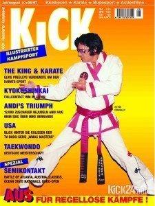 Kicksider mit Elvis Presley