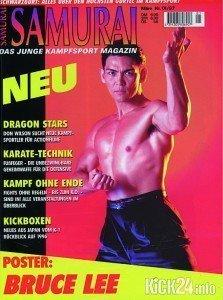 Samurai Magazin mit Don Wilson