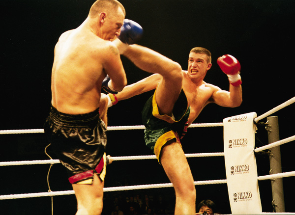 Peter Aerts kick
