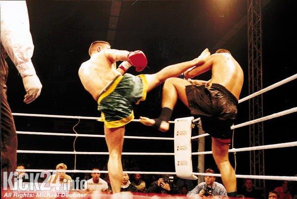 Aerts high kick