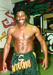 Cunningham kickboxing abs