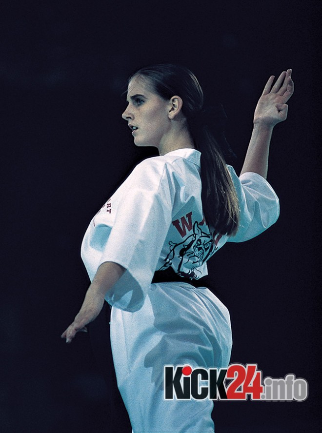 Nicky Berwick Karate