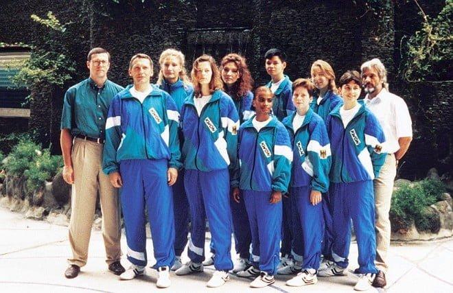 DTU Damen Team