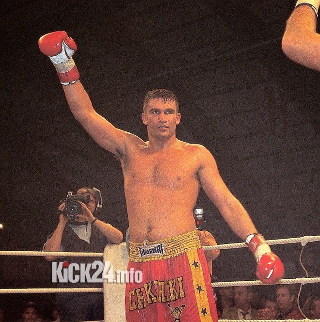 Peter Aerts World Champion