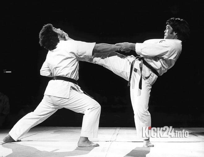 Fumio Demura Karate