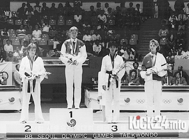Seoul Olympic Gold