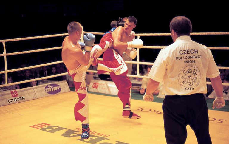 Praha fight
