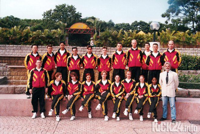 Deutsches Team WTF