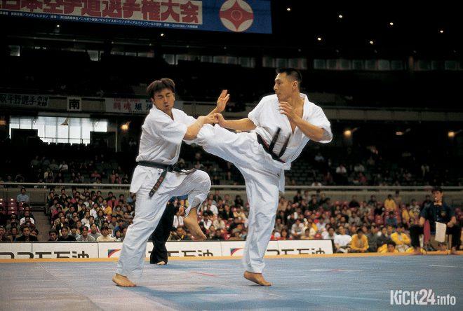 Kumite Kyokushinkai