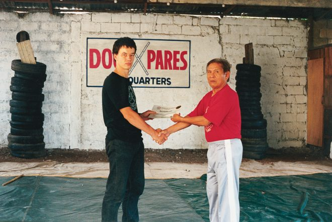 Doce Pares Philippinen