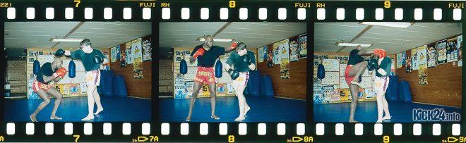 Kickboxer vs. Boxer