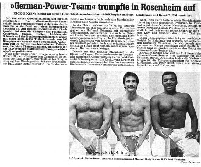 German Power Team